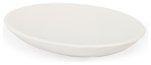Kassatex Mojave Collection Soap Dish contemporary-soap-dishes-and-holders