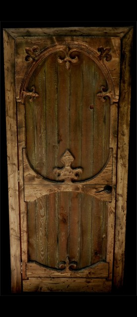 Reproduction Antique Doors