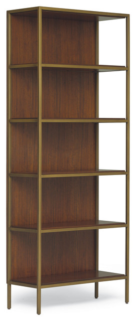 VanDyke Etagere contemporary-bookcases