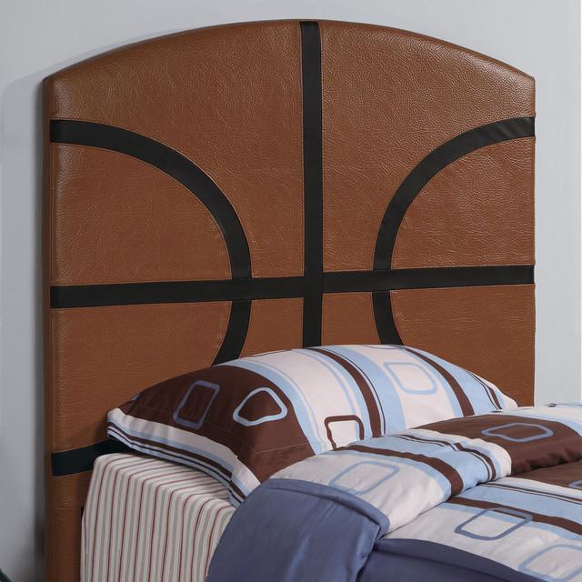 460166 Basketball Headboard Modern Headboards By Modern Furniture Warehouse