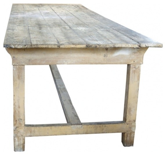 French Farm Table Farmhouse Dining Tables by EcoFirstArt : farmhouse dining tables from www.houzz.com size 572 x 532 jpeg 42kB
