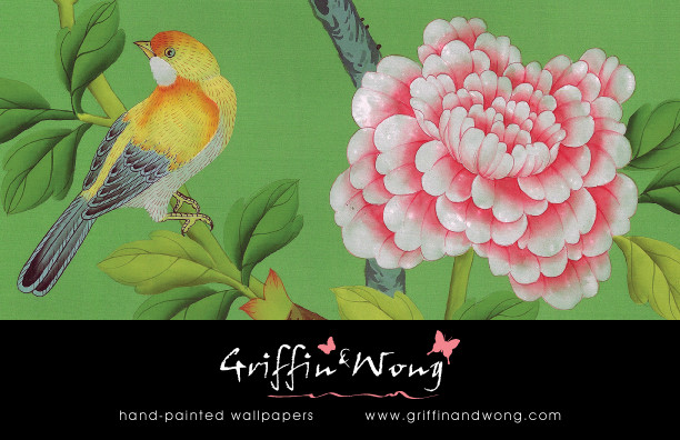 Griffin and Wong Ltd asian wallpaper
