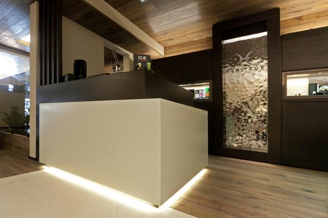 Gioielleria contemporary-living-room