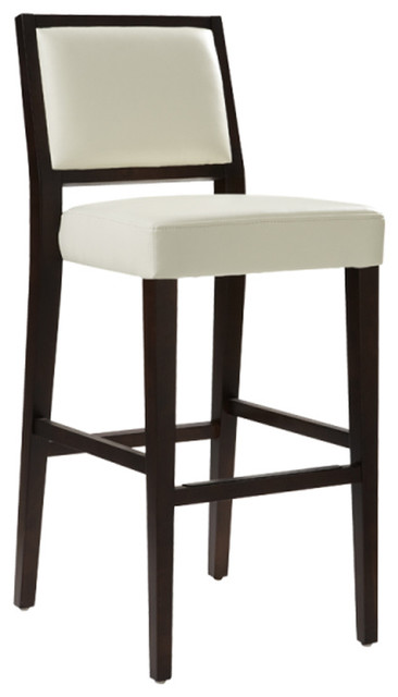 Citizen Barstool, Ivory contemporary-bar-stools-and-counter-stools
