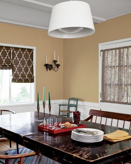 Dining Room Window Treatments traditional-window-treatments