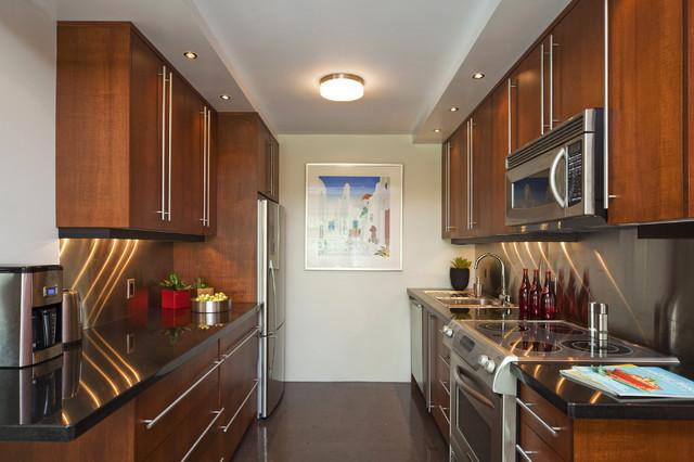 Real Estate contemporary-kitchen