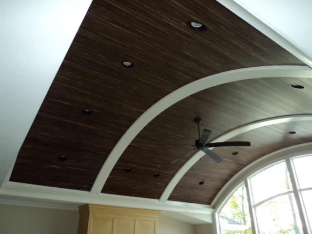 Barrell ceiling design