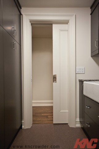 Pocket doors interior doors toronto by k n crowder for Pocket door ideas