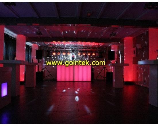 club lighting bar counter -