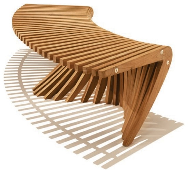 maku furnishings bench modern outdoor stools and benches