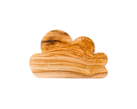 House of Rym - House of Rym Coasters, Cloud Nine - Swedish designer Elisabeth Dunker has created a beautiful series of olive wood coasters. Use it for your hot pots or use it as a serving plate. It is truly a piece from home accessory heaven. Each item is unique and made by hand. All products come from sustainable certified olive trees.