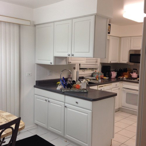 Paint White Kitchen: What Color Should I Paint My All White Kitchen?