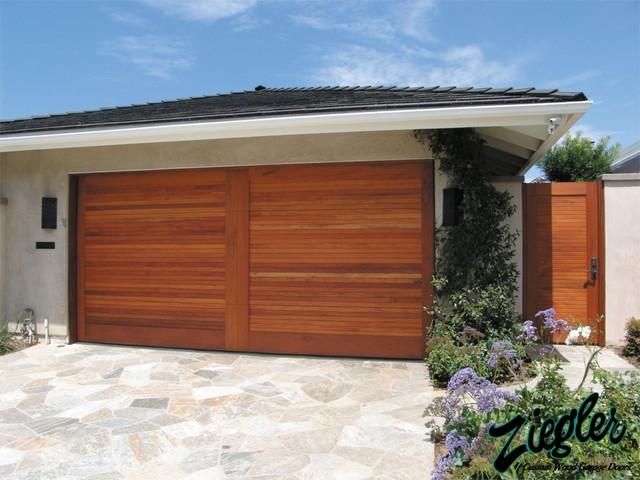 Riviera Style Garage Doors tropical-garage-doors-and-openers