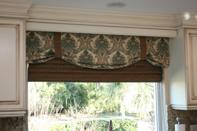 Finishng Touches  window treatments
