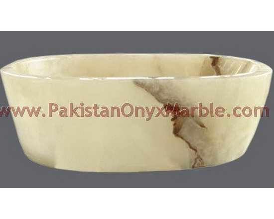 Onyx Bathtubs - Pakistan Onyx Marble Onyx manufactures and distributes Onyx Stone bathtubs in various colors, multi green onyx bathtub, white onyx bathtub, green onyx bathtub, light green onyx bathtubs designs and shapes. Each Pakistan Onyx Marble's stone bathtub is custom designed so to blend with the architectural specifications of every client. If you don't see what you want there, let us work with you to get the Onyx bathtub or other stone bathtubs that fits your needs with the look you want.