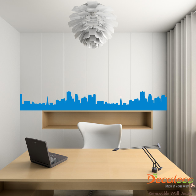 Decaleco Removable Wall Decals (High Resolution Photographs)  decals