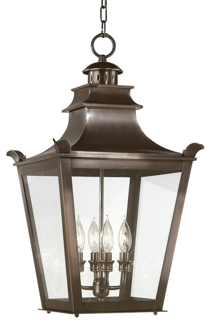 "Dorchester Collection 26"" High Outdoor Hanging Light"