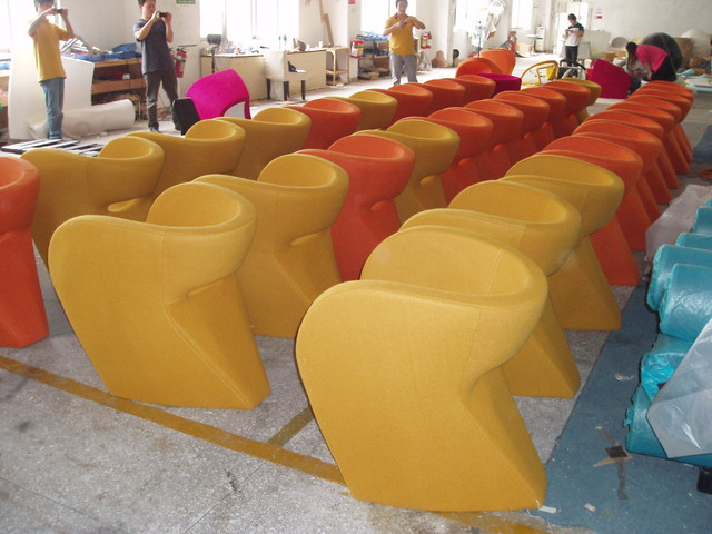 Factory photo for Replica modern classic furniture modern-living-room