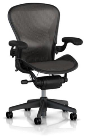 Herman Miller   Aeron® Basic Graphite modern-task-chairs