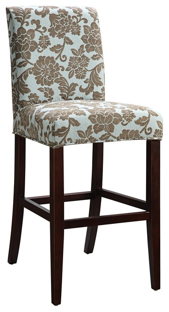 Counter Height Chair Covers : ... Slipcovered Monroe Parsons 26