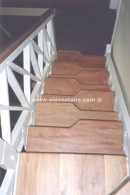 Loft access stairs and ladders