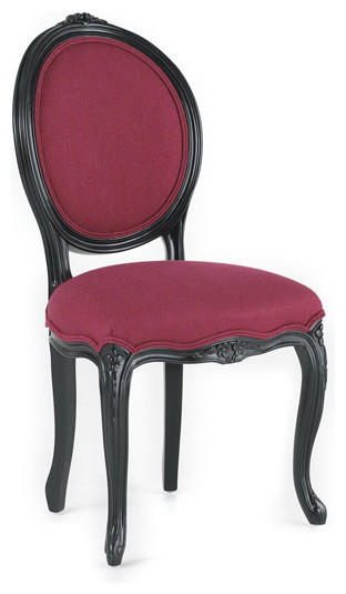 """""""Strawberry"""" Side Chair traditional-dining-chairs"""