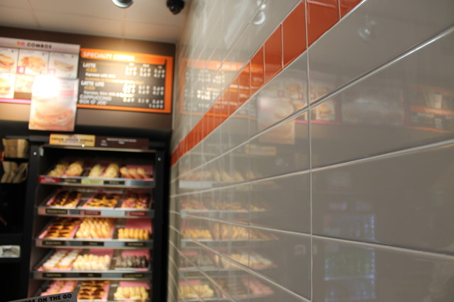 Dunkin' Donuts Fit Out