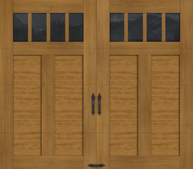 Canyon ridge collection ultra grain series garage doors for Clopay canyon ridge ultra grain price