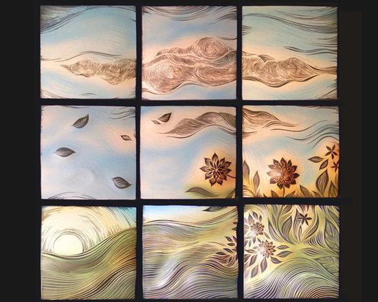 Ceramic Wall Tile -