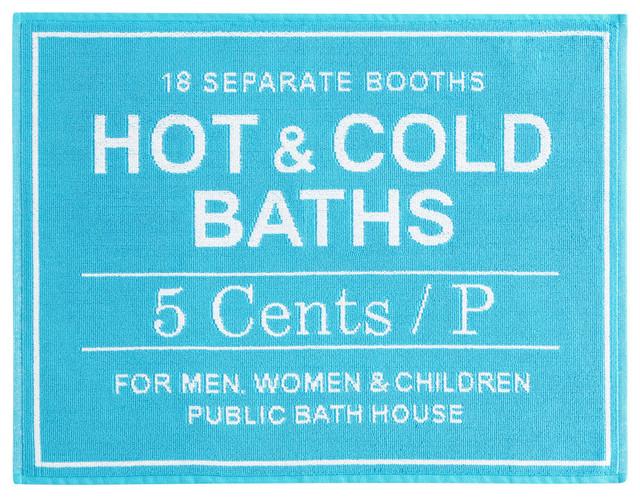 Shower Mat modern-bath-mats