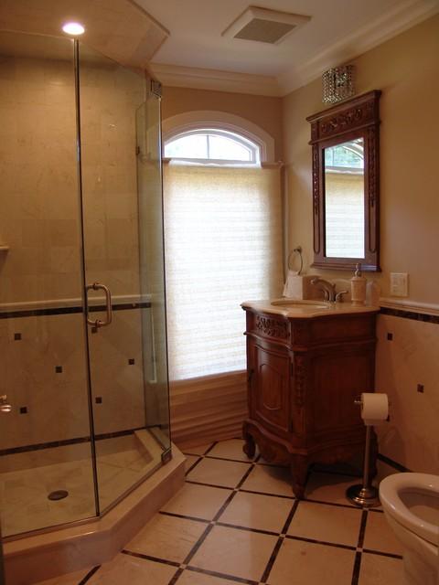 Traditional Bathroom, Custom Build traditional-bathroom