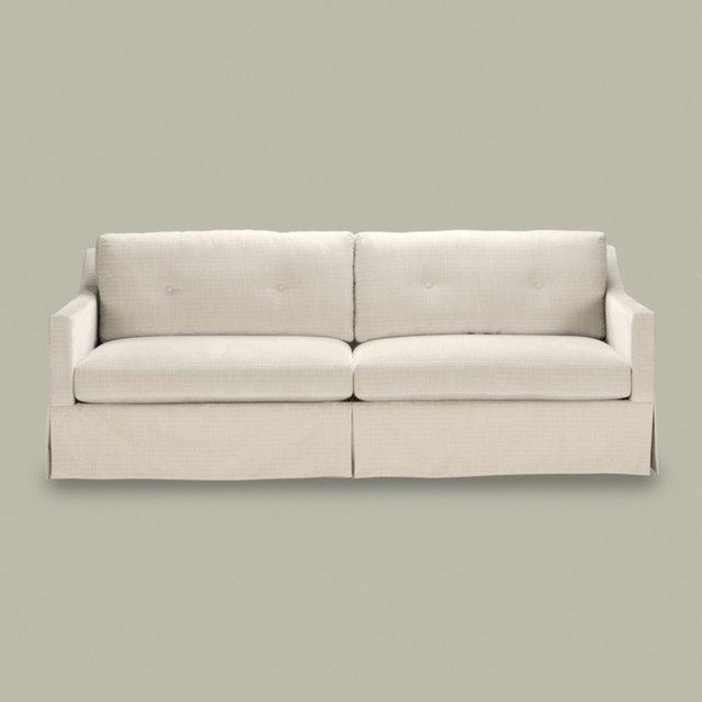 monterey sofa two cushion traditional sofas by