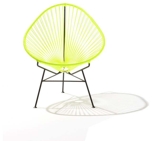 Midcentury Living Room Chairs by Acapulco Chair