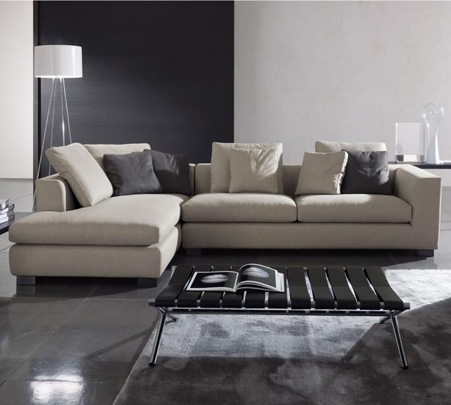Minotti Matisse Modern Sectional Sofa
