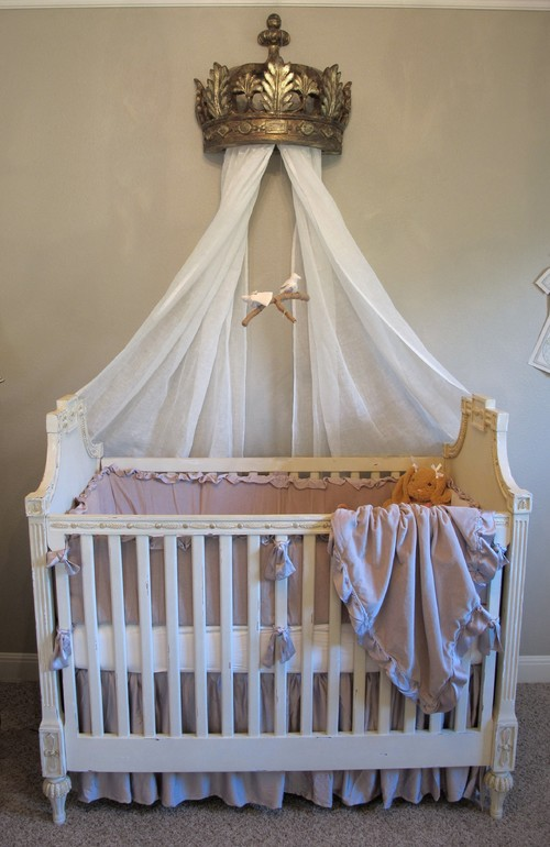 Crib And Bed Crown