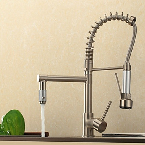 Faucet Sink Kitchen : Kitchen Sink Faucets - Modern - Kitchen Faucets - new york - by ...
