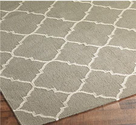 Dhurrie Diamond Soho Trellis Rug eclectic-rugs