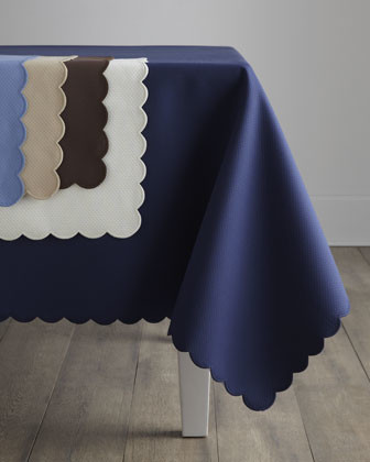 "68"" x 144"" Oblong Cloth traditional-tablecloths"