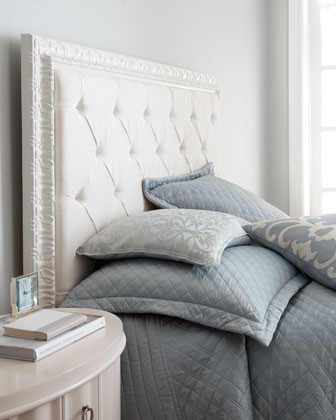 Haute House Melrose Headboard traditional headboards