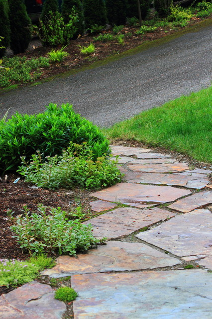 Woodinville Project traditional-landscape