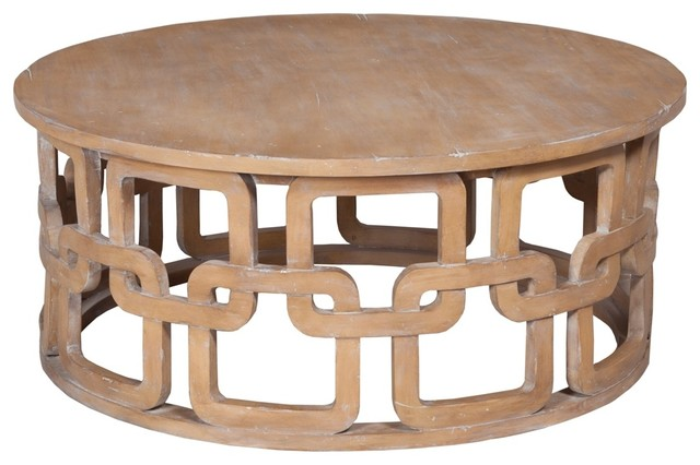 Newport Cocktail Table Artisan Stain By Guildmaster Beach Style Coffee Tables