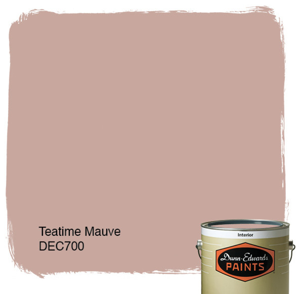 Dunn-Edwards Paints Teatime Mauve DEC700 paint-and-wall-covering-supplies
