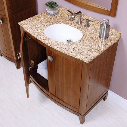 Decolav 5242 Gavin 36 Bathroom Vanity traditional bathroom vanities and sink consoles