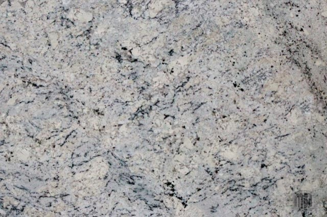 White Ice Granite Slab Kitchen Countertops Other Metro