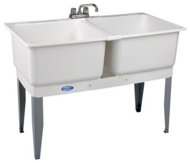 Kitchen Sink Wash Tub : All Products / Kitchen / Kitchen Fixtures / Kitchen Sinks