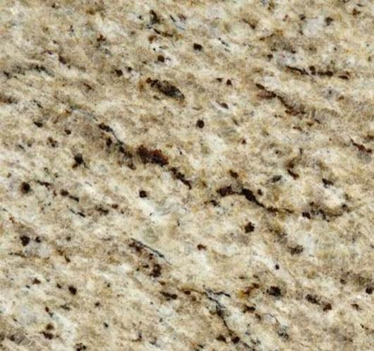 Giallo Ornamental Granite-exceptional for White Cabinets - Traditional - charlotte - by ...