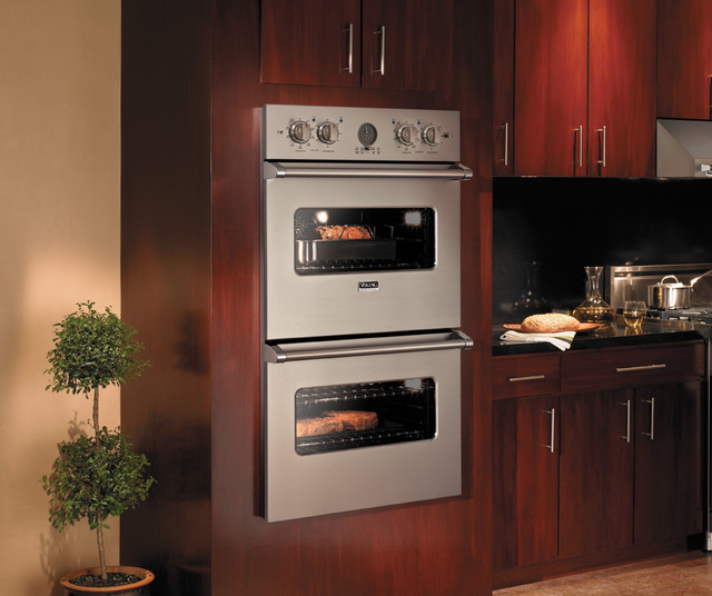 "Viking Professional Series VEDO5302SS 30"" Double Custom Electric Premiere Oven - Traditional ..."
