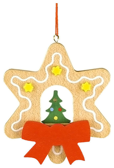 Christian Ulbricht Ornament Christmas Tree In Gingerbread