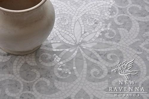 New Ravenna mosaics eclectic-tile
