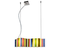 Arturo Alvarez - Vento Pop Short Pendant Lamp modern-pendant-lighting